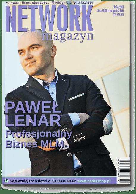 pawel lenar network magazyn - Paweł Lenar Blog