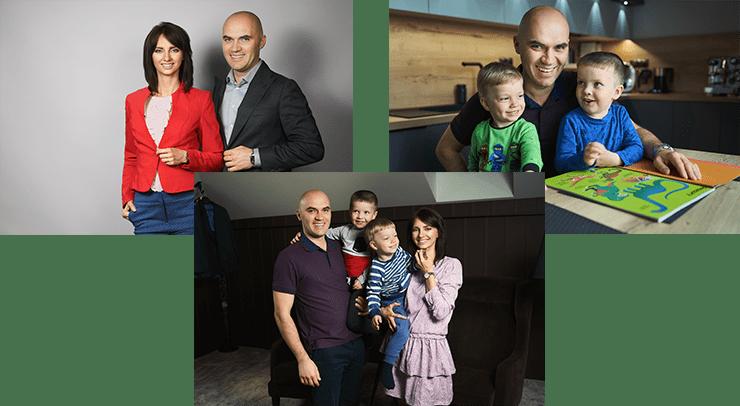 pawel lenar rodzina - Paweł Lenar Blog