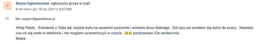 pawel lenar testymonial13 - Paweł Lenar Blog