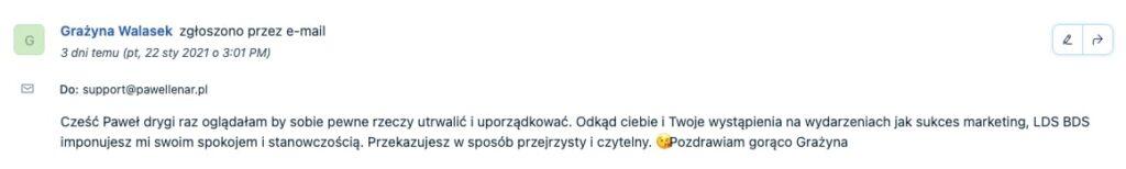 pawel lenar testymonial18 - Paweł Lenar Blog