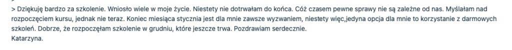 pawel lenar testymonial20 - Paweł Lenar Blog
