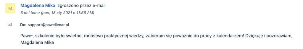 pawel lenar testymonial5 - Paweł Lenar Blog